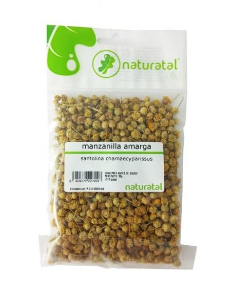 manzanilla amarga santolina chamaecyparissius 50gr