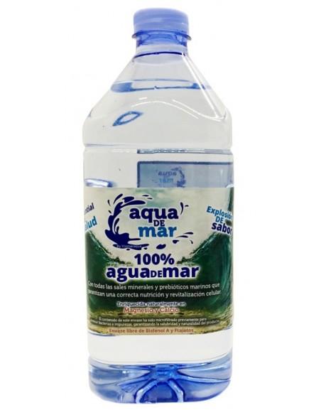 agua de mar pet 2 l 6