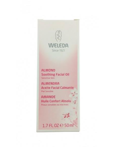 aceite facial calmante almendra 50 ml
