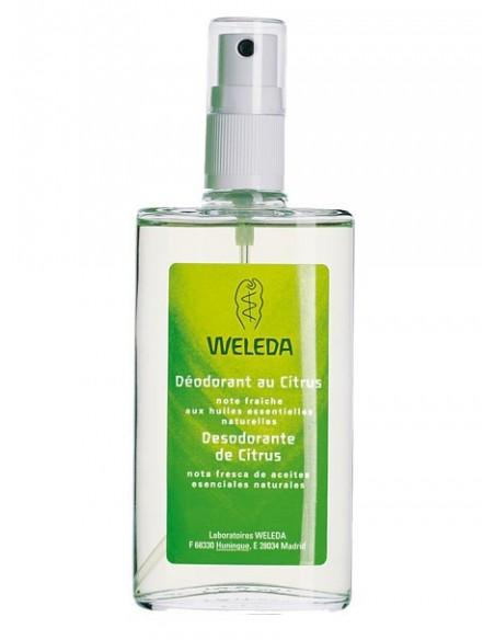 desodorante de citrus 100ml