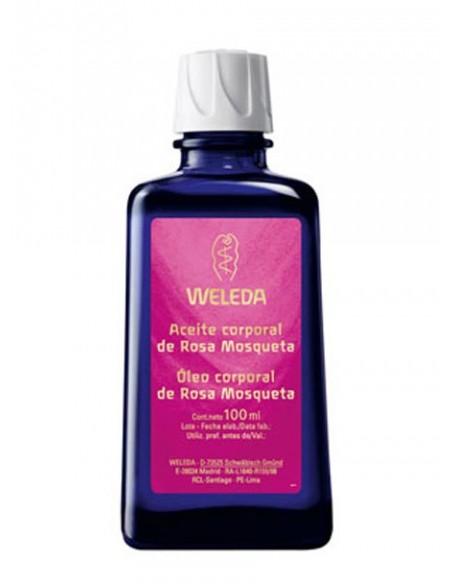 aceite corporal suavizante rosa mosqueta 100 ml
