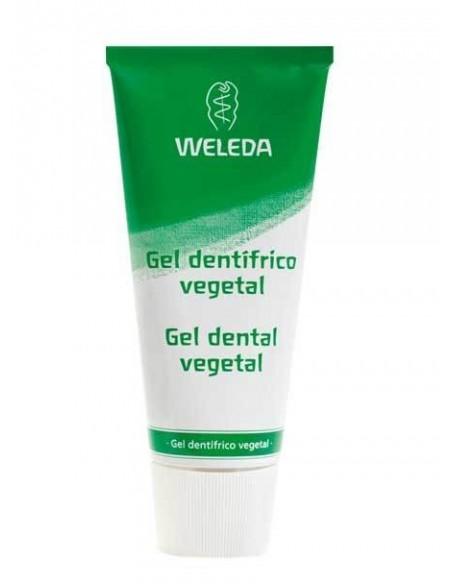 gel dentifrico vegetal 75ml