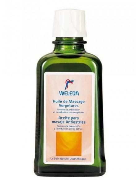 aceite de masaje para antiestrias 100ml
