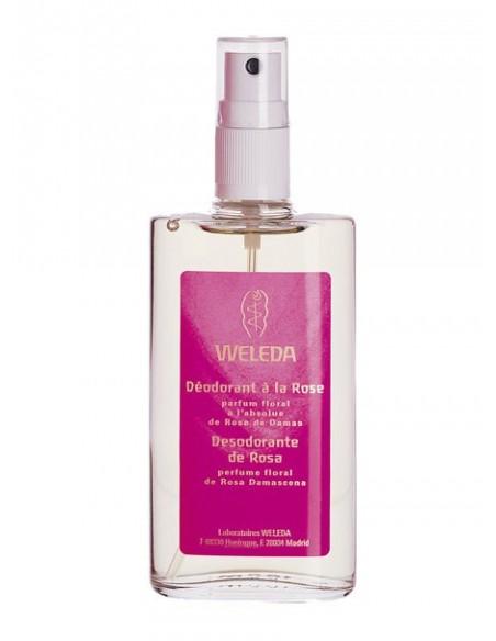 desodorante de rosa 100 ml