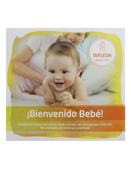 bb set bienvenido beb weleda